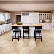 Shnier - Ivory Travertine Lifestyle 01